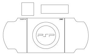 PSP 2000 Template
