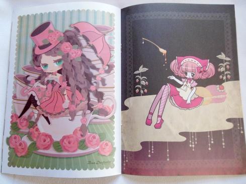 Ruellia Tea Garden - Guest Illustrations
